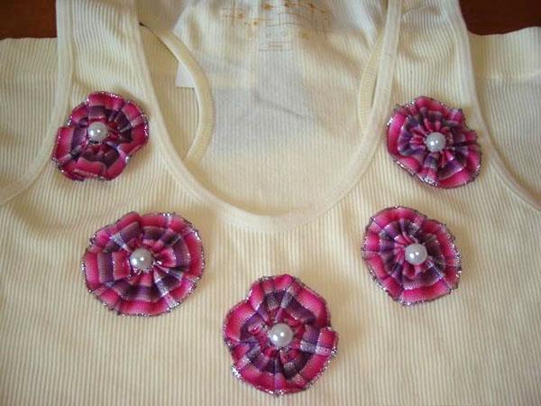 31 Passo a passo – Camiseta customizada para o Dia das Mães