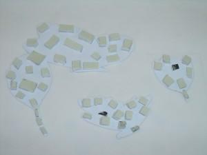 Passo 3 300x225 Passo a passo – Decoupage 3D com Vidro Glitter