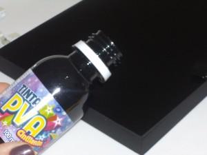Passo 5 300x225 Passo a passo – Decoupage 3D com Vidro Glitter
