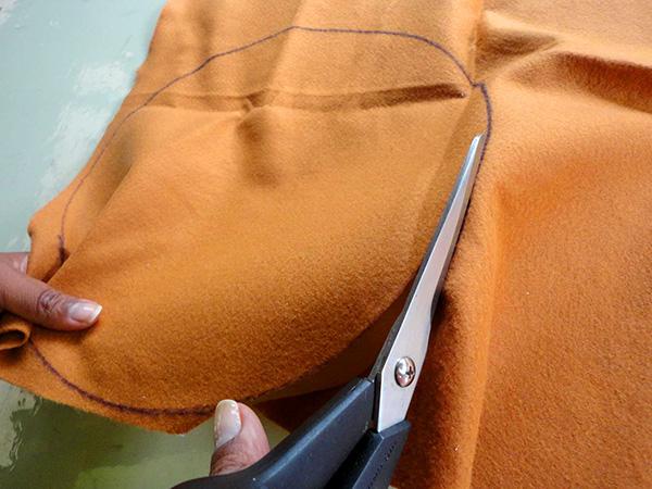 1a Passo a passo – Porta calcinha feito com vinil