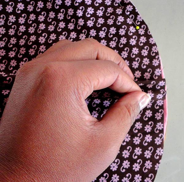 4 Passo a passo – Porta calcinha feito com vinil