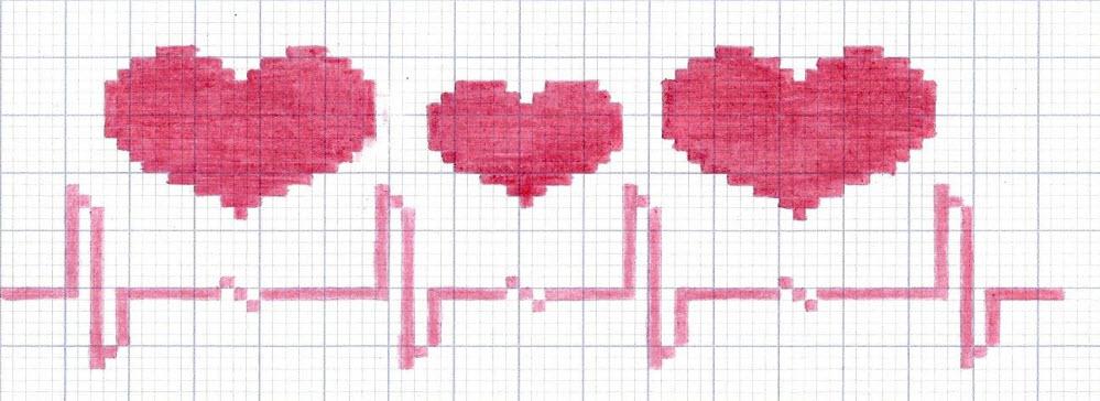 04 06 2013 14 49 26 Passo a passo – Toalha batimentos cardíacos
