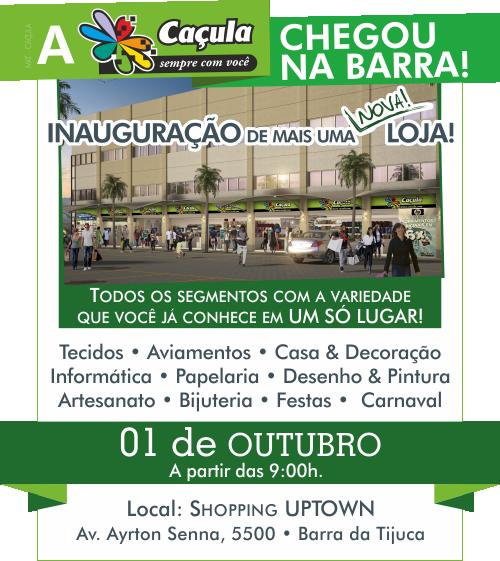 Loja Caçula Copacabana