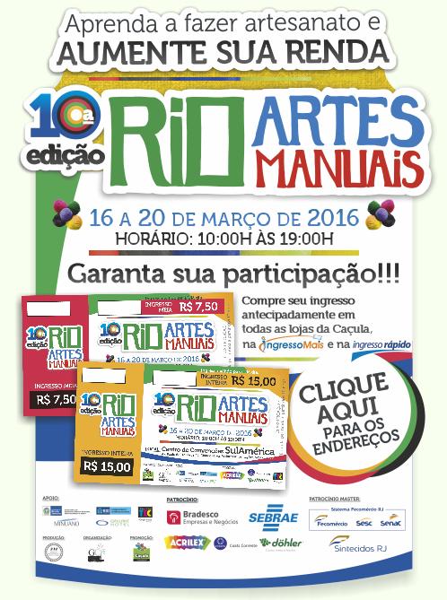 10ª Rio Artes Manuais
