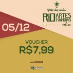 DIA 5/12: Voucher R$ 7,99 | REF 668398