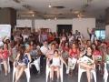 Participantes e professores do PAF Caçula em Acari.