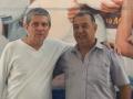 Vereador Eduardo Moura e Roberto Santos na Fundação João Mendes PAF Acari.