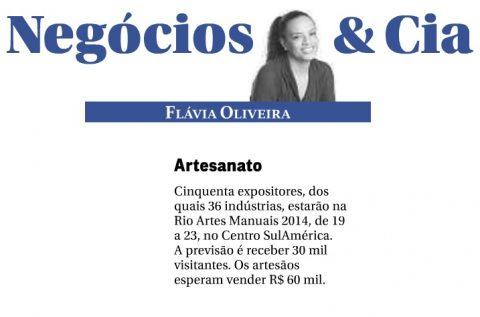 14_03_14_O Globo_Negócios e Cia