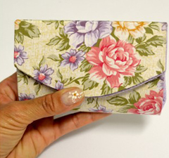 Passo a Passo – Porta Moeda em cartonagem