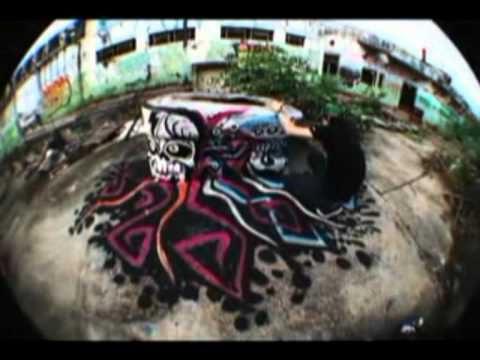 Colorgin – Dupla Exposição (Tribo Skate)