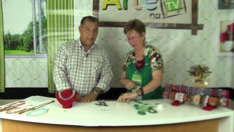 Rio Artes Manuais – Arte na TV (Passo a Passo – Gargantilha Maraiza)