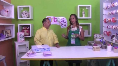 Rio Artes Manuais – Artes na TV (Passo a Passo – Caixa para lembrança)