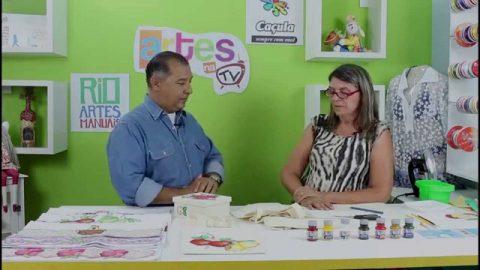 Programa Artes na TV – 12º Episódio (Band Rio)