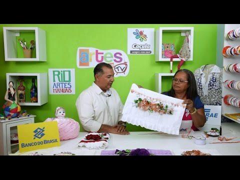 Programa Artes na TV – 13º Episódio (Band Rio)
