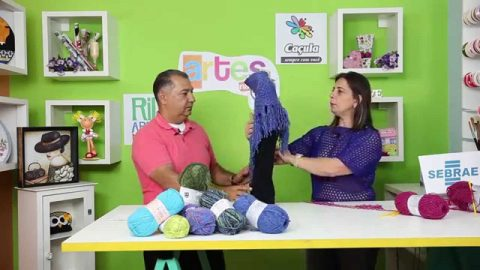 Programa Artes na TV – Band Rio: 2ª Temporada – 4º Episódio