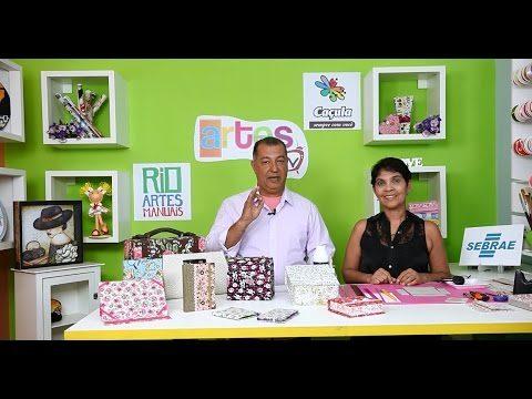 Programa Artes na TV – Band Rio: 2ª Temporada – 5º Episódio