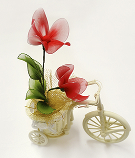 "Passo a Passo – Arranjo floral ""amizade"""