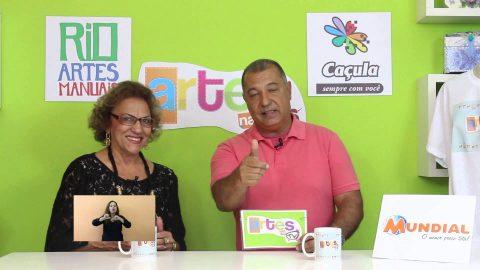 Programa Artes na TV – Band Rio: 2ª Temporada – 8º Episódio