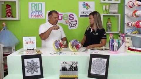 Programa Artes na TV – Band Rio: 2ª Temporada – 10º Episódio