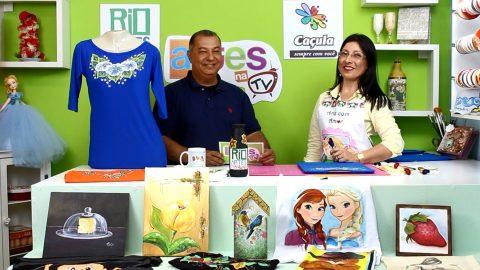 Programa Artes na TV – Band Rio: 2ª Temporada – 13º Episódio