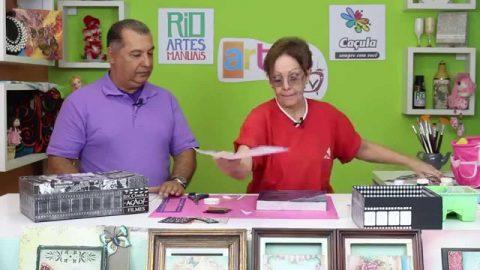 Programa Artes na TV – Band Rio: 2ª Temporada – 17º Episódio