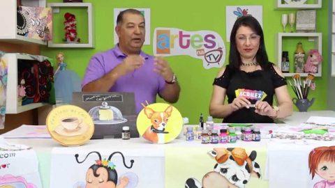 Programa Artes na TV – Band Rio: 2ª Temporada – 19º Episódio