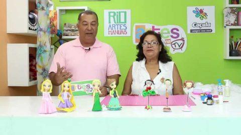 Programa Artes na TV – Band Rio: 2ª Temporada – 23º Episódio