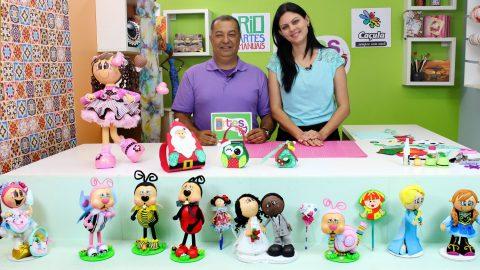 Programa Artes na TV – Band Rio: 2ª Temporada – 25º Episódio