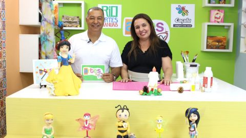 Programa Artes na TV – Band Rio: 2ª Temporada – 31º Episódio