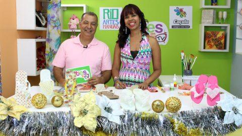 Programa Artes na TV – Band Rio: 2ª Temporada – 35º Episódio