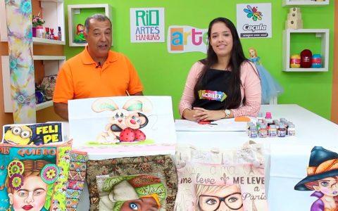Programa Artes na TV – Band Rio: 5ª Temporada – 5º Episódio
