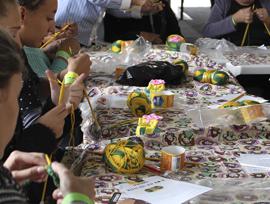 Teresópolis recebe curso gratuito de artesanato