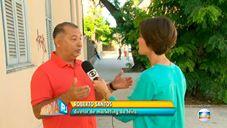 Entrevista no Bom Dia Rio (TV Globo) sobre a 11ª Feira Rio Artes Manuais