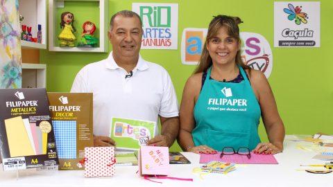 Programa Artes na TV – Band Rio: 3ª Temporada – 2º Episódio