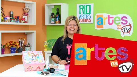 Programa Artes na TV – Band Rio: 3ª Temporada – 55º Episódio
