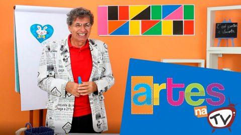 Programa Artes na TV – Band Rio: 3ª Temporada – 54º Episódio