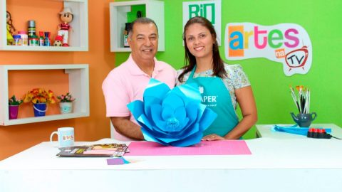 Programa Artes na TV – Band Rio: 3ª Temporada – 53º Episódio