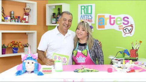 Programa Artes na TV – Band Rio: 3ª Temporada – 52º Episódio