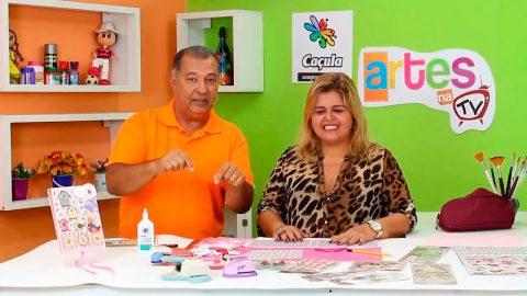 Programa Artes na TV – Band Rio: 3ª Temporada – 50º Episódio