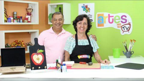 Programa Artes na TV – Band Rio: 3ª Temporada – 49º Episódio