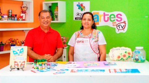 Programa Artes na TV – Band Rio: 3ª Temporada – 45º Episódio