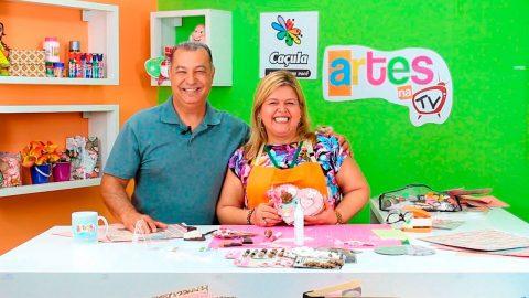 Programa Artes na TV – Band Rio: 3ª Temporada – 37º Episódio