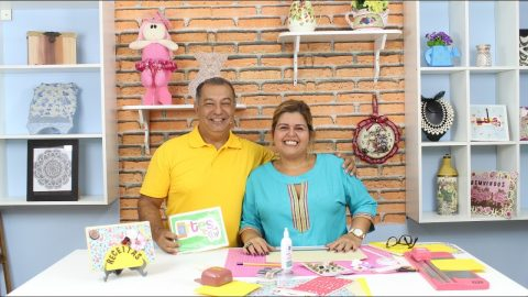 Programa Artes na TV – Band Rio: 3ª Temporada – 44º Episódio