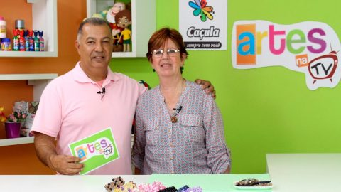 Programa Artes na TV – Band Rio: 3ª Temporada – 35º Episódio
