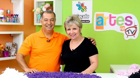 Programa Artes na TV – Band Rio: 3ª Temporada – 33º Episódio