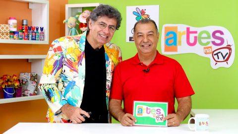 Programa Artes na TV – Band Rio: 3ª Temporada – 31º Episódio