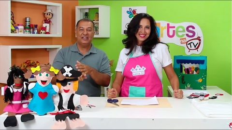 Programa Artes na TV – Band Rio: 3ª Temporada – 48º Episódio