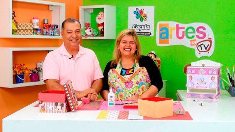 Programa Artes na TV – Band Rio: 3ª Temporada – 40º Episódio