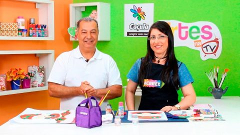 Programa Artes na TV – Band Rio: 3ª Temporada – 41º Episódio