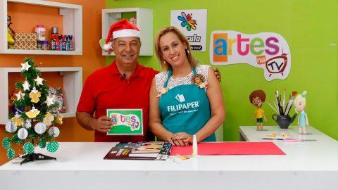 Programa Artes na TV – Band Rio: 3ª Temporada – 42º Episódio